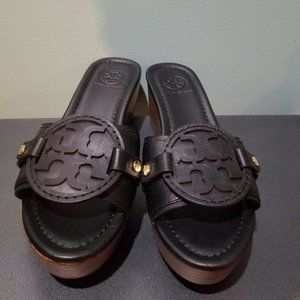 Tory Burch Madalena Wedge Slides size 6.5M